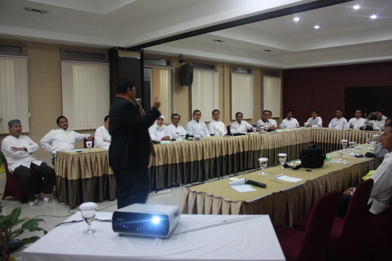 Rapat Kerja 08